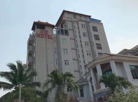 HOTEL 010, serviced apartment in Phnom Penh