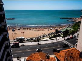 DeptosVip, hotel cerca de Playa Chica, Mar del Plata