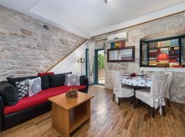 Apartments Gajeta, beach hotel in Gradac
