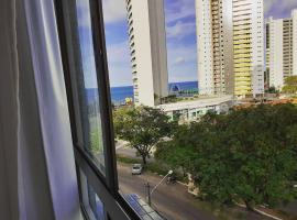 Flat 400 metros da praia - PontaNegra, self catering accommodation in Natal