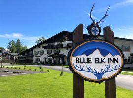 Blue Elk Inn, B&B in Leavenworth