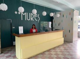 Hotel Mures, hotel din Saturn