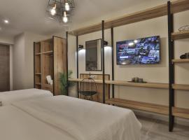 Hotel Hermes, διαμέρισμα στην Ολυμπιακή Ακτή