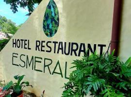 Hotel Casa Esmeralda, hotel in Sámara