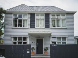 Kiwi Basecamp Backpackers, guest house in Christchurch