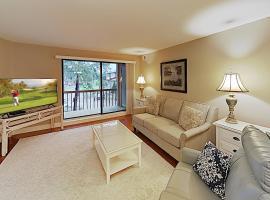 New Listing! Harbour Town Clubhouse Villa w/ Pool condo, golf hotel in Hilton Head Island