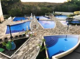 Apto 526 - Park Veredas - Flat Service, apartment in Rio Quente