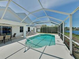 Sweet Fort Myers Beach Retreat w/ Pond-View Pool home, villa in Fort Myers