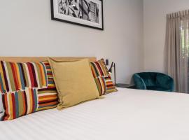 AVENUE MOTEL APARTMENTS, motel in Toowoomba