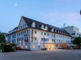 Hotel Messmer, Hotel in Bregenz