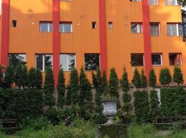 Casa Nicoli, pensiune din Băile Olăneşti