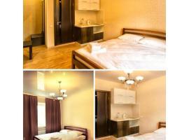 Apartment Artniks, hotel near Novosibirsk Drama Theatre, Novosibirsk