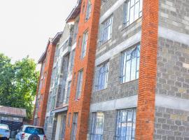 The Brick Apartments, apartment in Nakuru