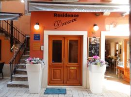Residence Dream, B&B in Rovinj