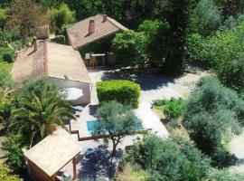 La Maison du Soleil Provence、ドラギニャンのホテル