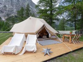 Hobo Camping, hotel near Mont Blanc, Courmayeur