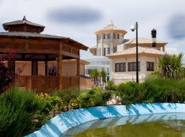 HOLIDAYS MIRANA, pet-friendly hotel in Yecla
