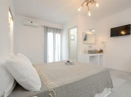 Casa Verde Di Naxos、ナクソス・コラのホテル