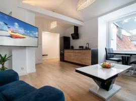 Luxury Apartment Szeroka - Old Town, apartment in Gdańsk