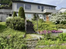 Voss family & vacation homes, hotell på Vossevangen