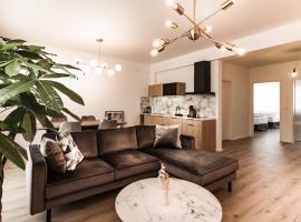 Sleep Inn Wehrhahn Suites, apartment in Düsseldorf