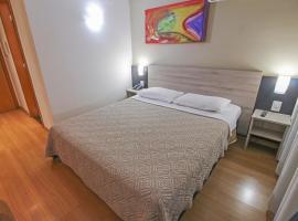 Stop Inn Plus Pampulha, hotel em Belo Horizonte