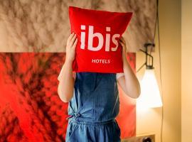 Ibis Irun, hôtel à Irún