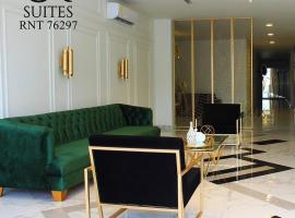 Hotel OR Suites, отель в городе Барранкилья