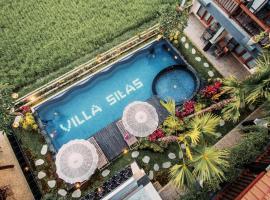 巴厘岛乌布塞拉斯花园度假酒店 Villa Silas
