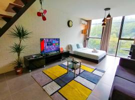 QRAC DELUXE SUITE @ PETALING JAYA, hotel in Petaling Jaya