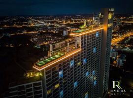 Riviera Jomtien by Pattaya Paradise 1, hotel in Jomtien Beach