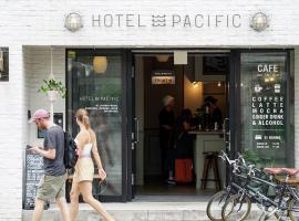 Hotel Pacific Kanazawa, hotel in Kanazawa