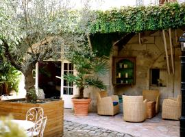 Le Patio & Spa, boutique hotel in Saumur
