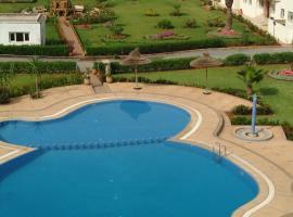 Appartement à Mohammedia avec Wifi gratuit, hotel in Mohammedia