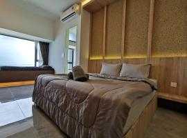 Thermospace Imperio B-25-31 Melaka City, apartment in Malacca