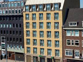 Holiday Inn Express Amsterdam - City Hall, hotel near Dapper Market, Amsterdam