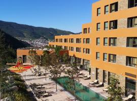 Vila Gale Serra da Estrela, hotel cerca de Museo Judío de Belmonte, Manteigas