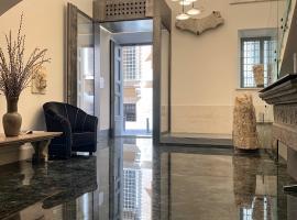 Palazzo Delle Pietre, serviced apartment in Rome