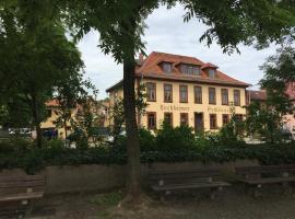 Pension Hochheimer Schlösschen, guest house in Erfurt