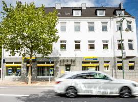 G Clubhostel, Hotel in Dessau