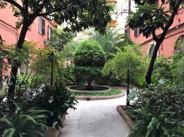 SONATA, hotel near Vittorio Emanuele Metro Station, Rome