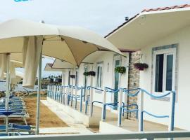 The Golden Beach, resort village in Mazara del Vallo