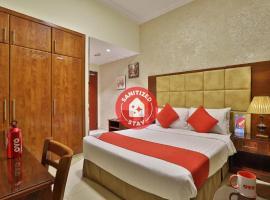 OYO 101 Click Hotel, hotel in Dubai