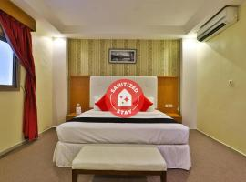 Capital O 338 Asian Hotel, hotel em Al Jubail