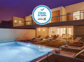 Salgados Beach Villas, self catering accommodation in Albufeira