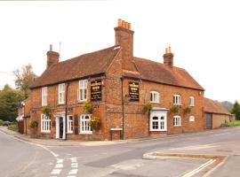 The George & Horn near Newbury, hotel near Newbury Racecourse, Kingsclere