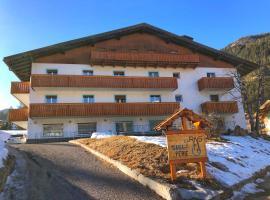 Casa per Ferie Le Rais, hotel in Pozza di Fassa