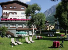 Hotel Larice Bianco, отель в Бормио