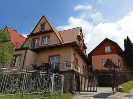 Apartament-studio, pokoje u Lucy, homestay in Rabka