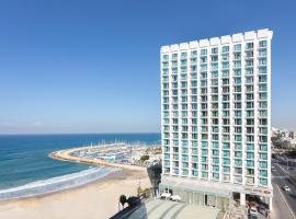 Crowne Plaza Tel Aviv Beach, hotel near Sde Dov Airport - SDV,